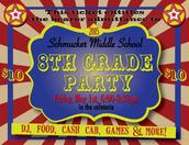 8th Gd Year End Backyard Carnival Celebration