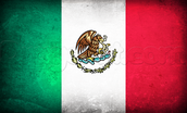 Mexicos flag