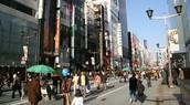 Japan's Shopping