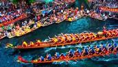 Dragon Boat festival / Fall