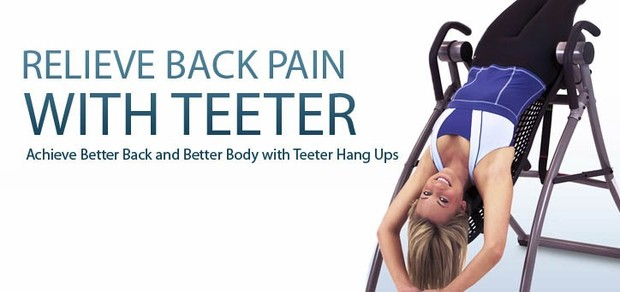 Inversion Table Teeter Hang Ups