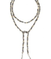 Zoe Lariat Necklace