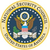What is the purpose of the National Security Council and who is in it?