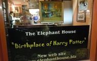 """Предыстория: кафе """"Слон"""" в Эдинбурге."""