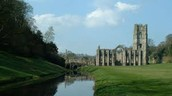 Fountains Abbey Ripon. HG4 3DY