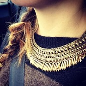 Tansy Necklace $69 (retail $138)