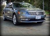 2012 Volkswagen SEL Limited