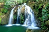 A water fall