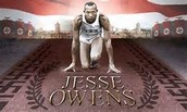 Jesse Owens career
