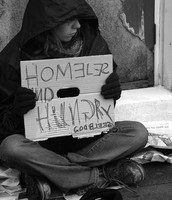 homeless teen