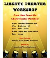 Liberty Theater Kids' Workshop