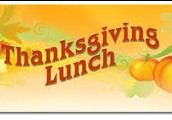 Thanksgiving Luncheon-Nov. 21st!!!