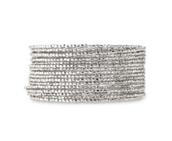 Silver Bardot Bracelet