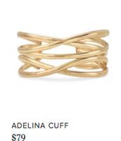 Adelina Cuff  Reg $79 ~ Sale $40