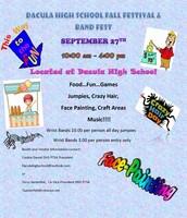 DHS Fall Festival Band Fest