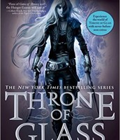 Throne of Glass by Sara Maas