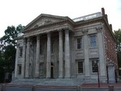 Creation of the first National Bank
