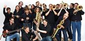 Opening for Maynard Ferguson is Gordon Goodwin's Big Phat Band!