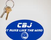 CBJ Bumper Sticker