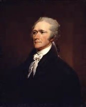 What did Alexander Hamilton do at the Constitutional Convention?