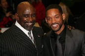 Chris Gardner and Will Smith