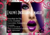 Maquillaje profesional para el día, noche, bodas, fotografía y pasarela!!