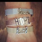 Love, Hope & Faith!