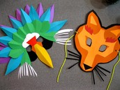 Animal Masks!