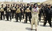 Rebeldes Kurdos