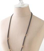 Hematite Chain Link necklace