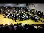 Monrovia Middle School's Band