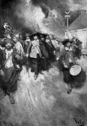 The rebellion before the revolution