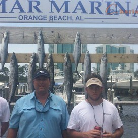 Gulf Shores Charter Boats
