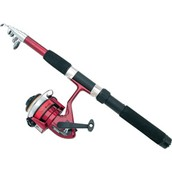 Red Rod and Reel