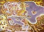 Original Disney Map