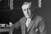 Wilson as President