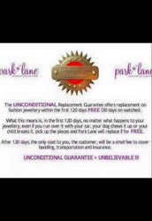 Parklane has the best hostess plan in the business! Follow our 5 star plan below!