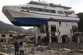 After the tsunami hits
