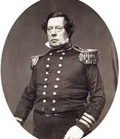 1853- Admiral Perry arrives in Japan