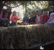 Hay Rack Ride at Ag Day
