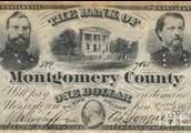 Civil War printing currency