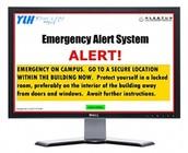 Desktop Alerts