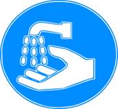 Wasche deine Händen