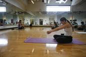 Take a Yoga Class