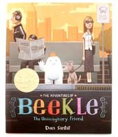 """ The Adventures of Beekle: The Unimaginary Friend"" by Dan Santat"
