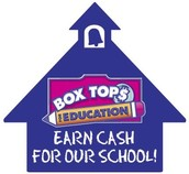 Turn in your Box Tops!!