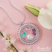 New for Spring! Charm Catcher and Rose Water Opal Twist Face