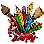 Classroom Spotlight - ART with Mrs. Cullinane