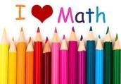Math Updates