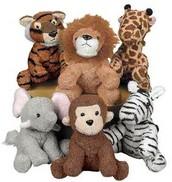 Me fascinaba coleccionar animales de puleche porque me gustaba dormir con ellos.